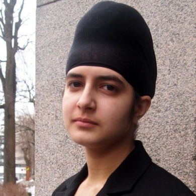 Prableen Kaur er en av kvinnene Imdi vil løfte frem.